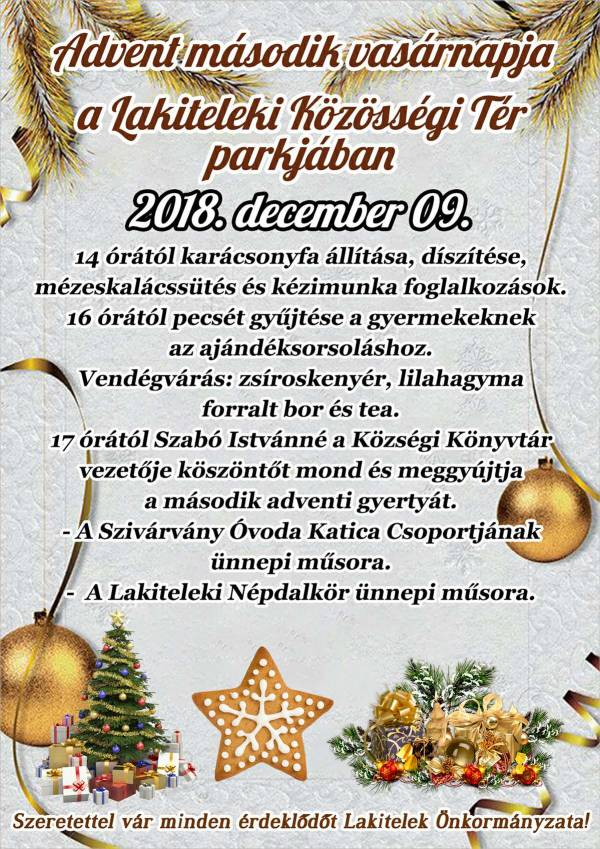 Advent II 2018